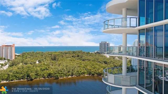 920 Intracoastal Dr #1401, Fort Lauderdale, FL 33304 (MLS #F10210346) :: GK Realty Group LLC