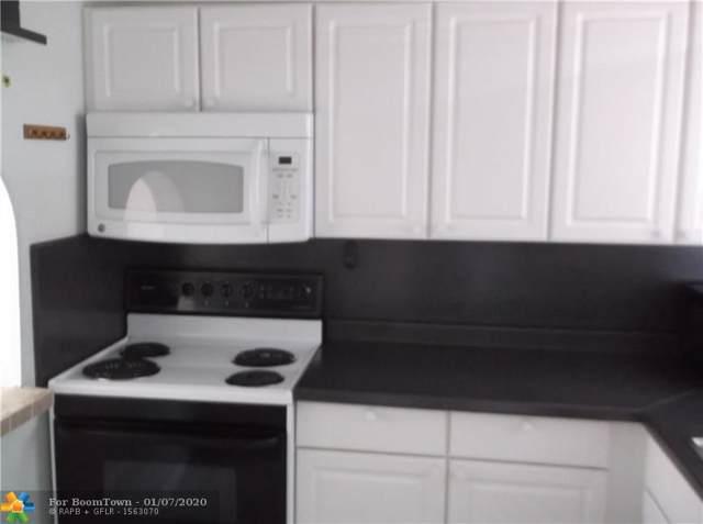 8880 Sunrise Lakes Blvd #105, Sunrise, FL 33322 (MLS #F10210373) :: Berkshire Hathaway HomeServices EWM Realty