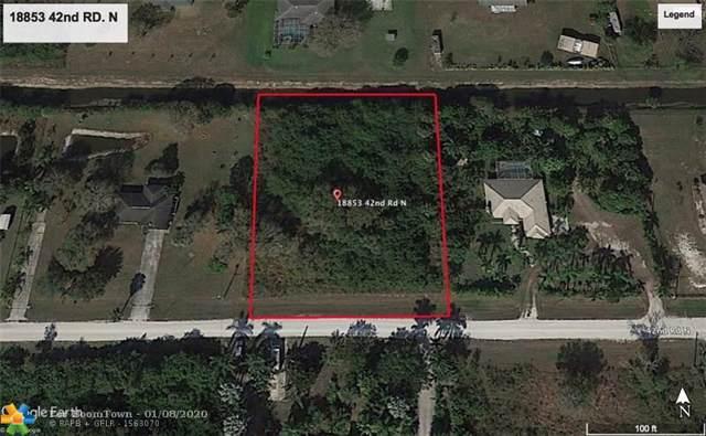 18853 42nd Rd, Loxahatchee, FL 33470 (MLS #F10210445) :: Green Realty Properties