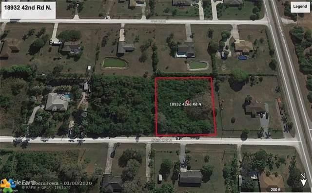 18932 42nd Rd, Loxahatchee, FL 33470 (MLS #F10210447) :: Green Realty Properties