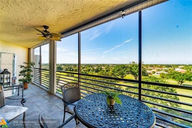 7200 Radice Ct #806, Lauderhill, FL 33319 (MLS #F10210455) :: Green Realty Properties
