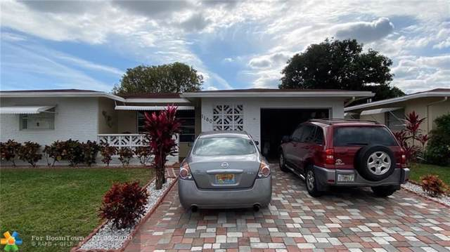 1160 NW 49th St, Deerfield Beach, FL 33064 (MLS #F10210545) :: Green Realty Properties