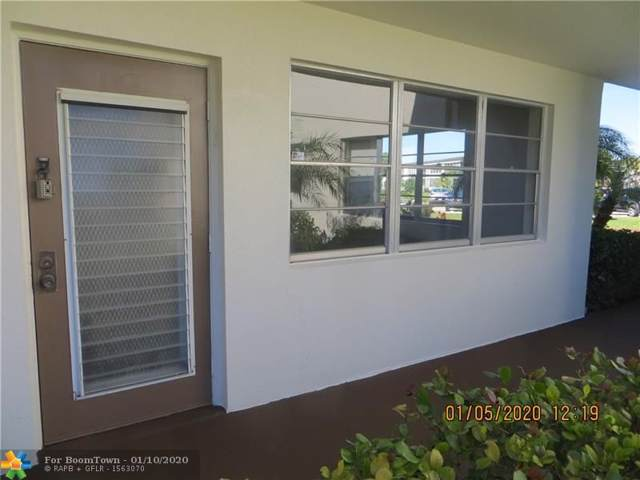 32 Markham B #32, Deerfield Beach, FL 33442 (MLS #F10210575) :: Green Realty Properties