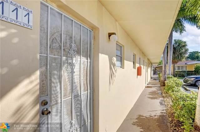 2815 NE 201st Ter L111, Aventura, FL 33180 (MLS #F10210689) :: Green Realty Properties