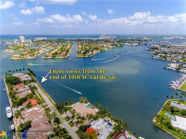 1600 SE 10th St, Fort Lauderdale, FL 33316 (MLS #F10210696) :: The Howland Group