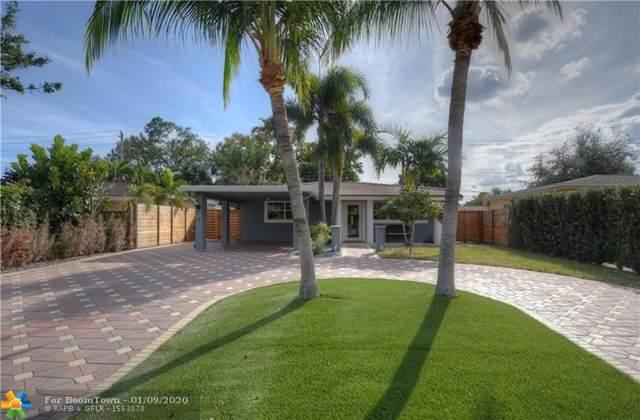 230 NE 42nd St, Oakland Park, FL 33334 (MLS #F10210698) :: Green Realty Properties