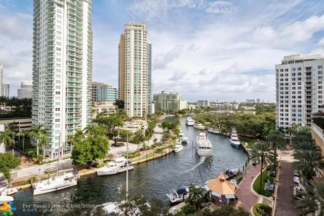 511 SE 5th Ave #917, Fort Lauderdale, FL 33301 (MLS #F10210734) :: Green Realty Properties