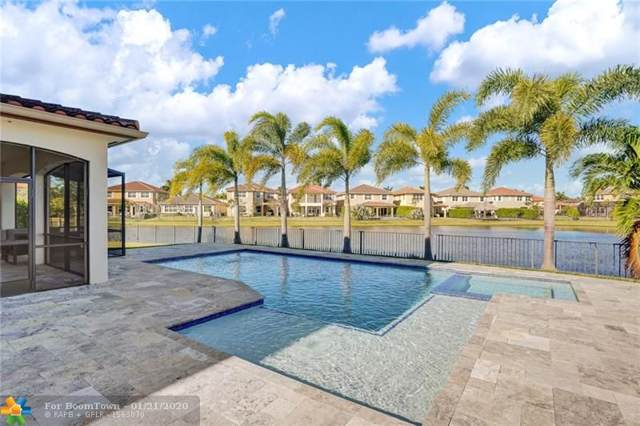 10301 Waterside Ct, Parkland, FL 33076 (MLS #F10210766) :: The Paiz Group