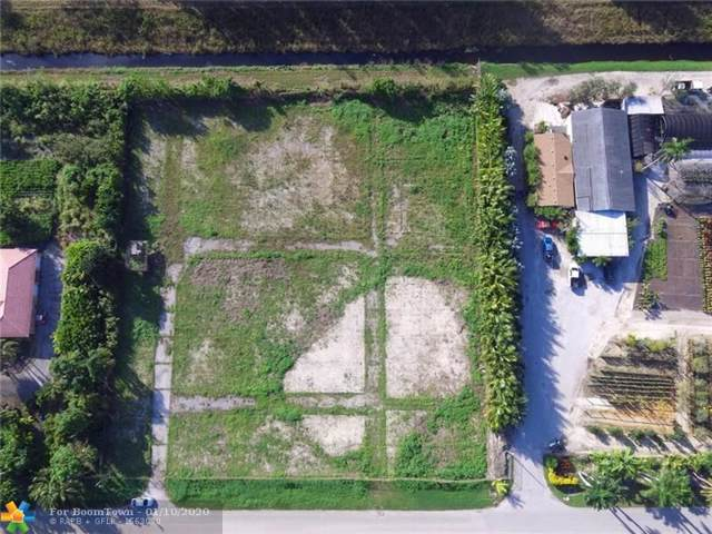 5401 SW 201 TERR, Southwest Ranches, FL 33322 (MLS #F10210800) :: Green Realty Properties