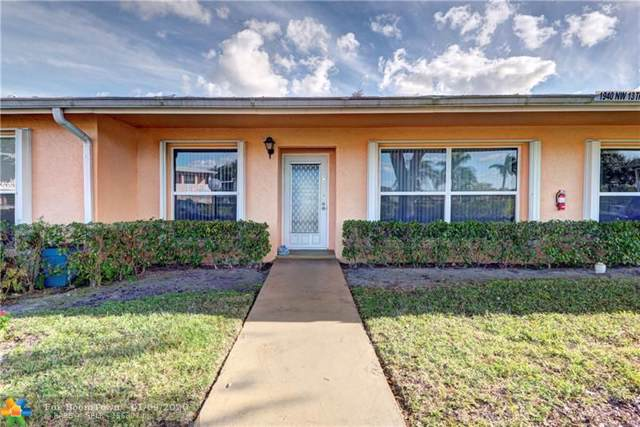 1940 NW 13th St 12-B, Delray Beach, FL 33445 (MLS #F10210802) :: THE BANNON GROUP at RE/MAX CONSULTANTS REALTY I