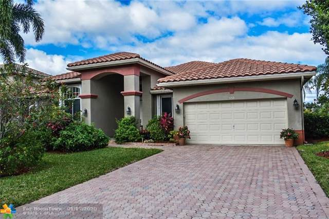 552 NW 120th Dr, Coral Springs, FL 33071 (MLS #F10210813) :: Laurie Finkelstein Reader Team