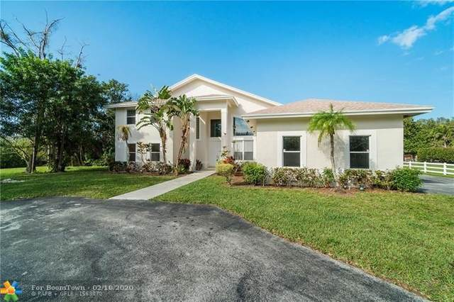 5729 NW 80th Terrace, Parkland, FL 33067 (MLS #F10210832) :: Green Realty Properties