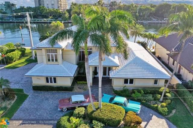 3580 NE 31ST AVE, Lighthouse Point, FL 33064 (MLS #F10210847) :: Green Realty Properties