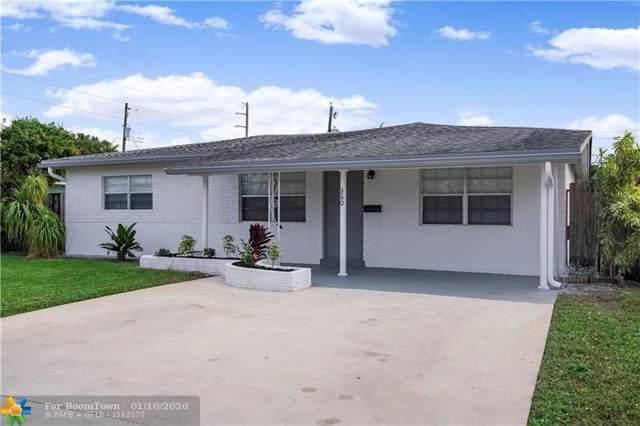 360 NE 43rd Ct, Oakland Park, FL 33334 (MLS #F10210859) :: Castelli Real Estate Services
