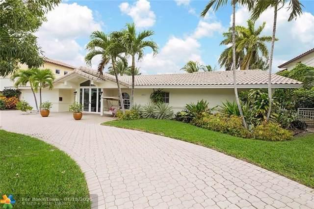 2411 NE 34th Ct, Lighthouse Point, FL 33064 (#F10211026) :: Adache Real Estate LLC