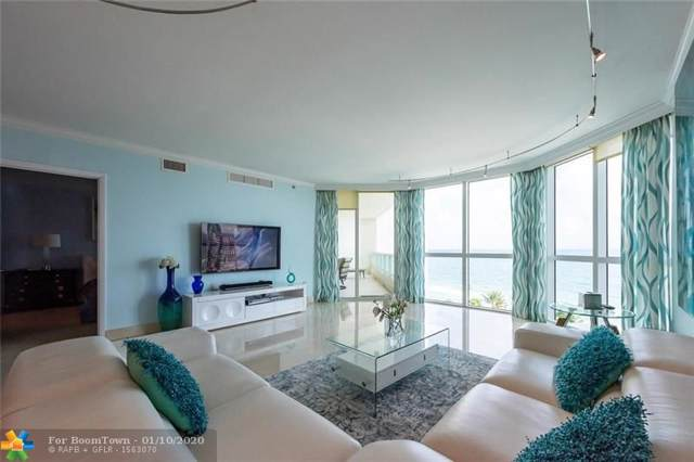 101 S Fort Lauderdale Beach Blvd #1104, Fort Lauderdale, FL 33316 (MLS #F10211028) :: Berkshire Hathaway HomeServices EWM Realty