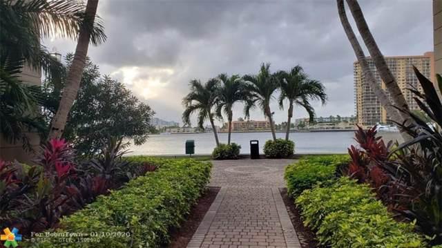 17150 N Bay Rd #2706, Sunny Isles Beach, FL 33160 (MLS #F10211044) :: The Paiz Group