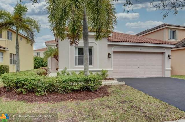 1402 Banyan Way, Weston, FL 33327 (#F10211050) :: Adache Real Estate LLC