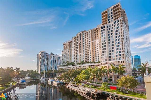 511 SE 5th Ave #1707, Fort Lauderdale, FL 33301 (MLS #F10211169) :: United Realty Group