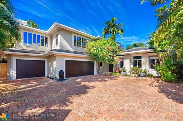 3301 NE 16th St, Fort Lauderdale, FL 33304 (MLS #F10211186) :: RICK BANNON, P.A. with RE/MAX CONSULTANTS REALTY I