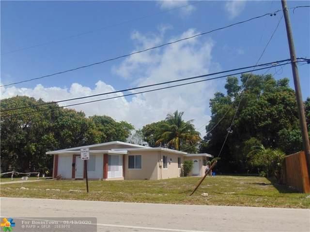 935 NE 33rd St, Oakland Park, FL 33334 (MLS #F10211198) :: Green Realty Properties