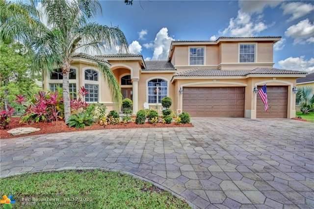 10505 NW 65th Dr, Parkland, FL 33076 (MLS #F10211232) :: Castelli Real Estate Services