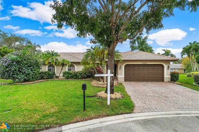 10422 NW 48th Mnr, Coral Springs, FL 33076 (MLS #F10211262) :: Castelli Real Estate Services