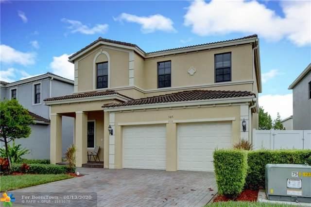 565 NE 191st St, Miami, FL 33179 (MLS #F10211348) :: Green Realty Properties