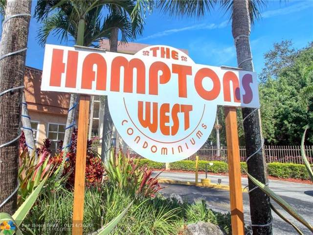 8030 Hampton Blvd #506, North Lauderdale, FL 33068 (MLS #F10211366) :: The O'Flaherty Team