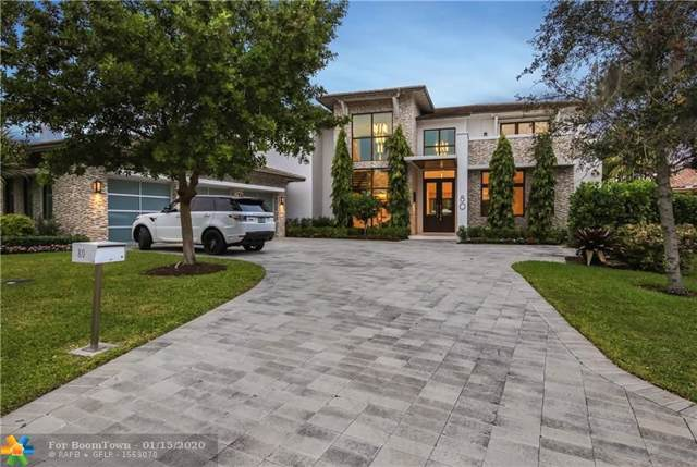 80 Compass Ln, Fort Lauderdale, FL 33308 (MLS #F10211369) :: The Howland Group