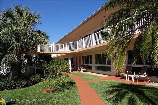 3225 NE 16th St #14, Pompano Beach, FL 33062 (#F10211399) :: Posh Properties