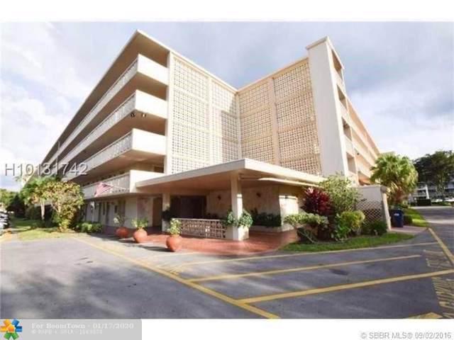 4700 Washington St #307, Hollywood, FL 33021 (MLS #F10211400) :: Castelli Real Estate Services