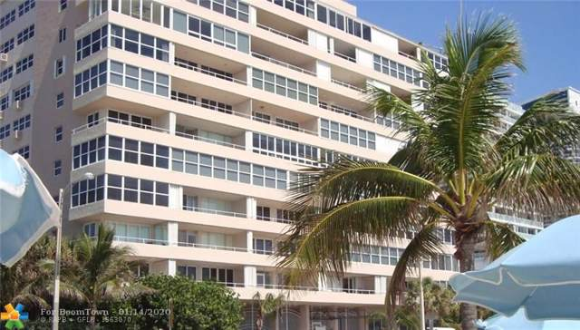 345 N Ft Lauderdale Beach B #401, Fort Lauderdale, FL 33304 (MLS #F10211458) :: Berkshire Hathaway HomeServices EWM Realty