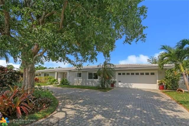 3609 NE 25th Ave, Fort Lauderdale, FL 33308 (MLS #F10211575) :: GK Realty Group LLC