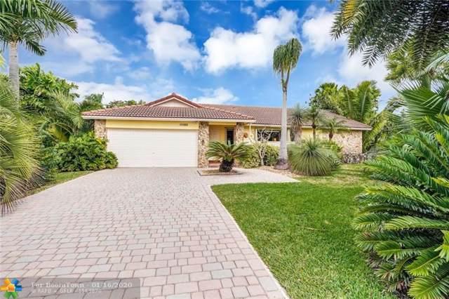2179 NW 115th Ln, Coral Springs, FL 33071 (MLS #F10211616) :: Green Realty Properties