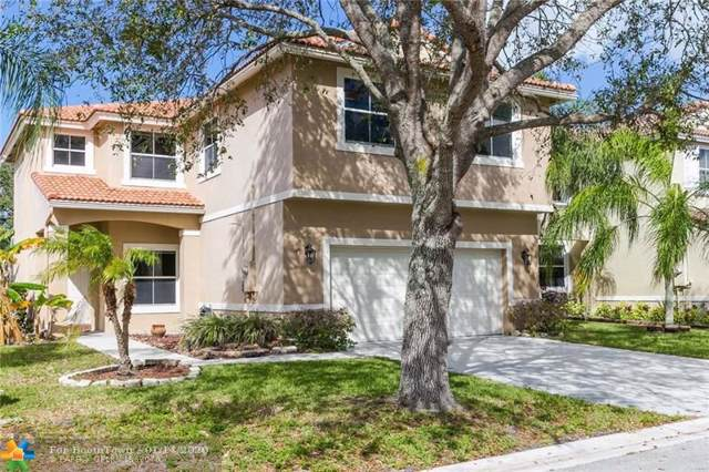 12281 NW 57th St, Coral Springs, FL 33076 (MLS #F10211627) :: Castelli Real Estate Services