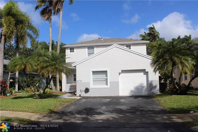 20729 NW 3rd Ct, Pembroke Pines, FL 33029 (MLS #F10211638) :: Castelli Real Estate Services