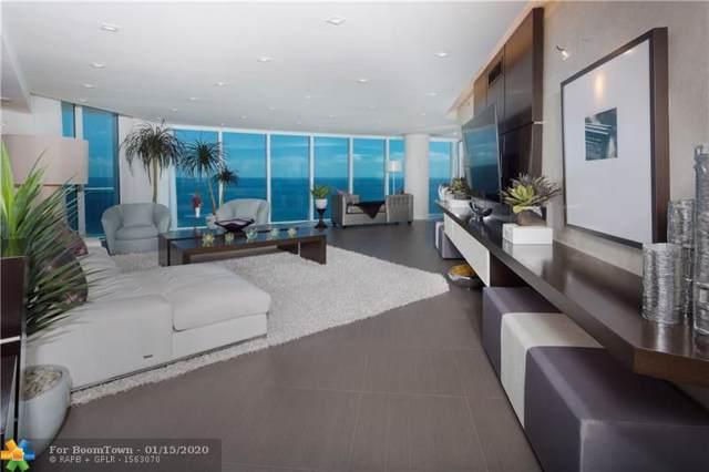 2711 S Ocean Dr #1502, Hollywood, FL 33019 (MLS #F10211746) :: Berkshire Hathaway HomeServices EWM Realty