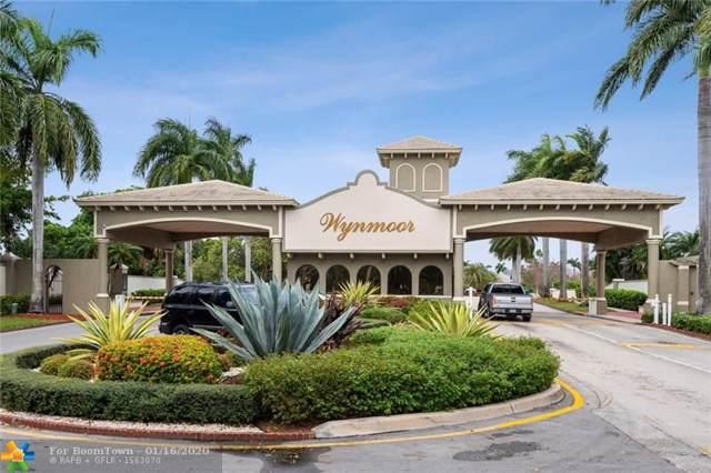 3501 Bimini Lane O1, Coconut Creek, FL 33066 (MLS #F10211792) :: RICK BANNON, P.A. with RE/MAX CONSULTANTS REALTY I