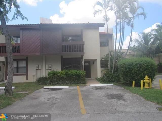 3840 SW 52nd Ave #3840, Pembroke Park, FL 33023 (MLS #F10211813) :: Lucido Global