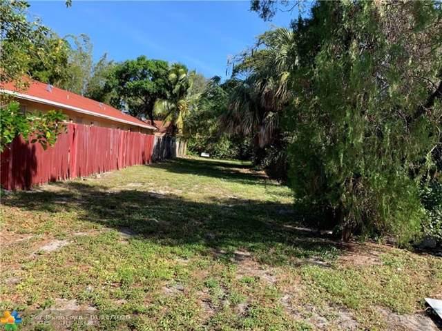 1110 NE 5th Ave, Fort Lauderdale, FL 33304 (#F10211814) :: Dalton Wade