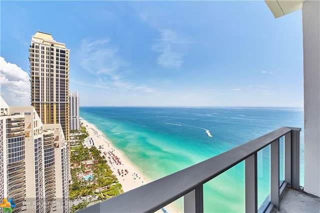 17475 Collins Ave #2901, Sunny Isles Beach, FL 33160 (MLS #F10211819) :: Green Realty Properties