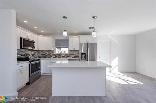 5641 NE 8th Ave, Oakland Park, FL 33334 (MLS #F10211823) :: Berkshire Hathaway HomeServices EWM Realty