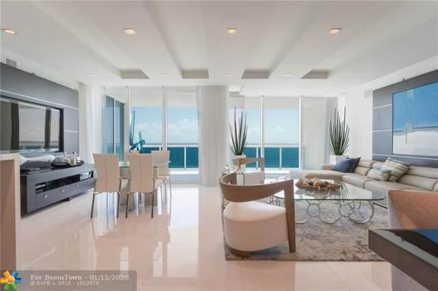 2711 S Ocean Dr #803, Hollywood, FL 33019 (MLS #F10211833) :: Berkshire Hathaway HomeServices EWM Realty