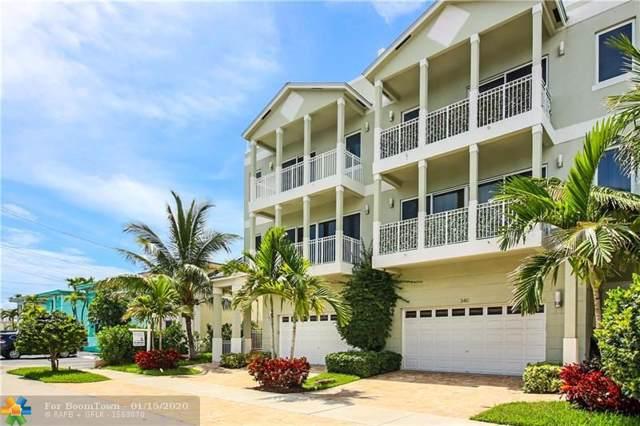 340 Elm St, Hollywood, FL 33019 (MLS #F10211919) :: Berkshire Hathaway HomeServices EWM Realty