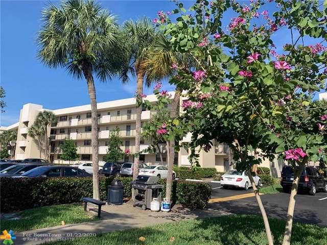 2410 Deer Creek Country Club Blvd #209, Deerfield Beach, FL 33442 (MLS #F10211922) :: The O'Flaherty Team