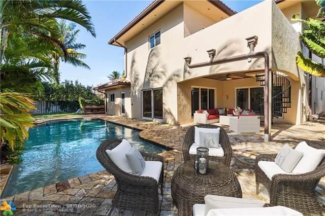 3120 NE 27th Avenue, Lighthouse Point, FL 33064 (MLS #F10211935) :: Green Realty Properties