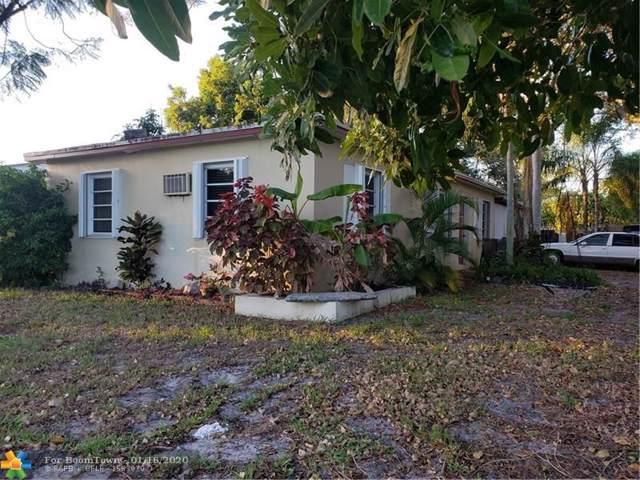 14100 NE 15th Ave, North Miami, FL 33161 (MLS #F10211967) :: Green Realty Properties