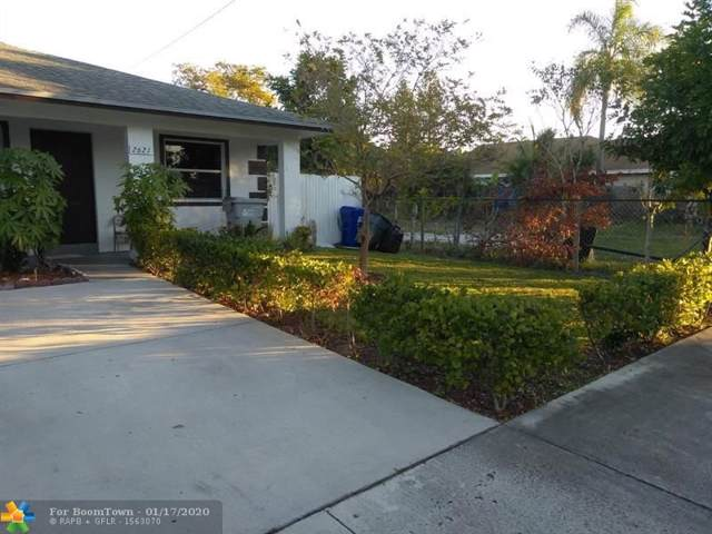 2621 NW 5th St, Pompano Beach, FL 33069 (MLS #F10211976) :: Best Florida Houses of RE/MAX