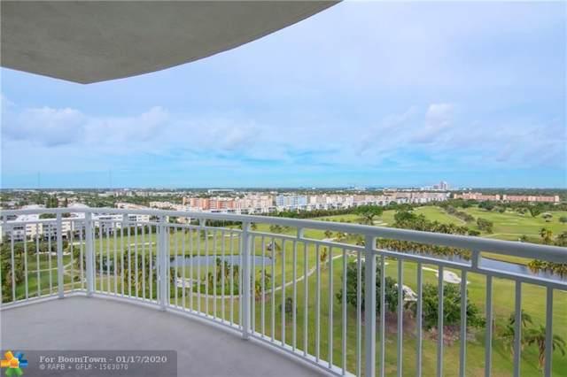 1745 E Hallandale Beach Blvd 1202W, Hallandale, FL 33009 (MLS #F10211978) :: Lucido Global